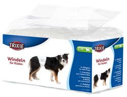 Trixie - Trixie Erkek Köpek Pedi,S-M 30-46cm 12Adt