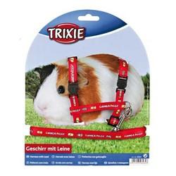 Trixie - Trixie Guinea Pig Ayarlanabilir Tasma Seti