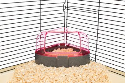 Trixie Hamster Köşe Tuvaleti 14 x 8 x 11 / 11 Cm