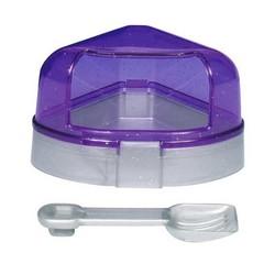Trixie - Trixie Hamster Köşe Tuvaleti 14x8x11/11 Cm