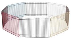 Trixie Hamster Oyun Bahçesi 34 x 23 Cm (8 Parça) - Thumbnail