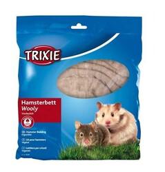 Trixie - Trixie Hamster Yünlü Yatağı 100 Gr (Kahverengi)