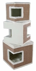 Trixie - Trixie Kedi Evi Ve Tırmalaması 46X46X123cm