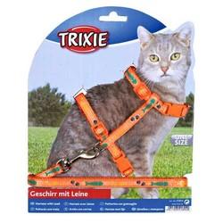 Trixie - Trixie Kedi Göğüs Tasması Seti 22-36cm/10mm