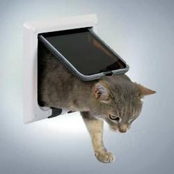 Trixie - Trixie Kedi Kapısı, Beyaz