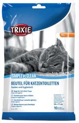 Trixie - Trixie Kedi Kumu Poşeti XLarge 56X71 Cm 10 Adet