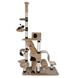 Trixie - Trixie Kedi Oyun Evi Ve Kulesi 246-280cm Bej/Kahve