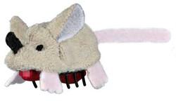 Trixie - Trixie Kedi Oyuncağı Hareketli Fare 5,5 cm