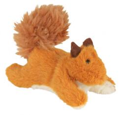 Trixie - Trixie Kedi Oyuncağı, Peluş Sincap, Kediotlu, 9 cm