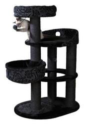Trixie - Trixie Kedi Oyun&Tırmalama Evi 114 Cm Gri/Siyah