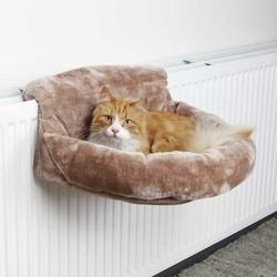 Trixie - Trixie Kedi Peluş Kalorifer Yatağı 46X11X33cm