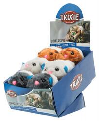 Trixie - Trixie Kedi Peluş Oyuncağı 7 - 10 Cm