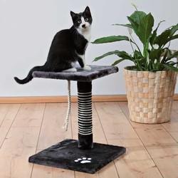 Trixie - Trixie Kedi Peluş Tırmalama Tahtası 44cm Antrasit