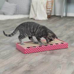 Trixie - Trixie Kedi Tırmalaması Oyuncaklı 48X25cm Pembe