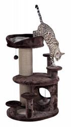 Trixie - Trixie Kedi Tırmalaması Ve Yatağı, 96cm, Kahve/Bej