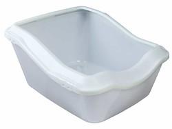 Trixie - Trixie Kedi Tuvaleti, Yüksek Kenarlı 45X29X54cm