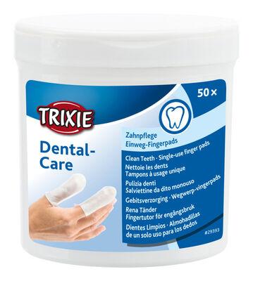Trixie Kedi ve Köpek Diş Temizleme Mendili