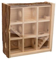 Trixie Kemirgen İçin Doğal Oyun Evi 30 x 30 x 10 cm - Thumbnail