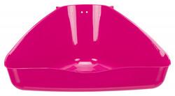 Trixie - Trixie Kemirgen Köşe Tuvaleti 36 x 21 x 30 / 30 cm