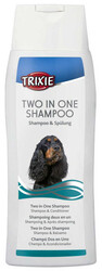Trixie - Trixie Köpek 2'si Bir arada Şampuanı 250 ml