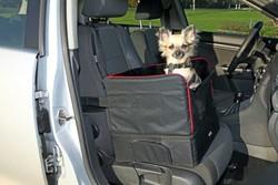 Trixie - Trixie Köpek Araba Koltuğu 45 x 38 x 37 cm Siyah