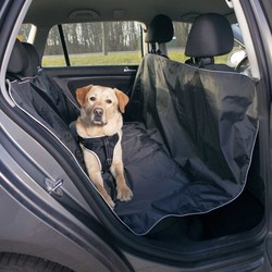 Trixie - Trixie Köpek Araba Koltuk Örtüsü 145x160 Cm Siyah