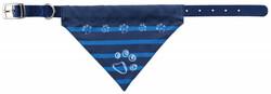 Trixie - Trixie Köpek Bandana Tasma Xs 19-24cm, 10mm Mavi