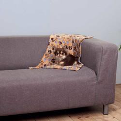 Trixie - Trixie Köpek Battaniye 75×50 Cm Bej