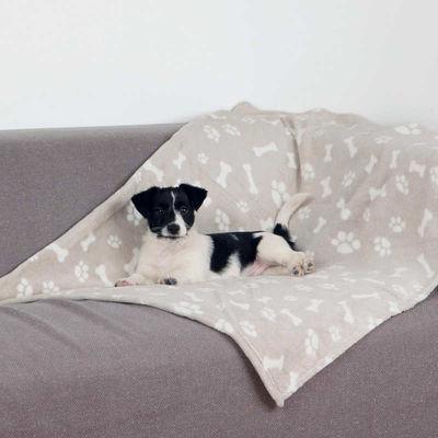 Trixie Köpek Battaniyesi 100 x 150 Cm Bej