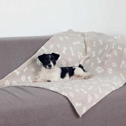 Trixie - Trixie Köpek Battaniyesi 100x150 Cm Bej