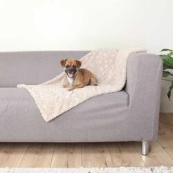 Trixie - Trixie Köpek Battaniyesi 100 x 70 Cm Bej