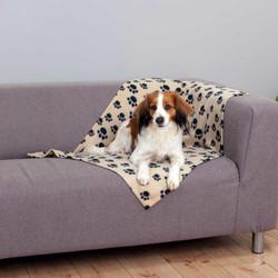 Trixie - Trixie Köpek Battaniyesi 100X70cm Bej