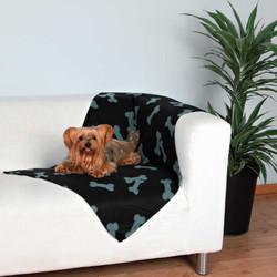 Trixie - Trixie Köpek Battaniyesi 100x70 Cm Siyah