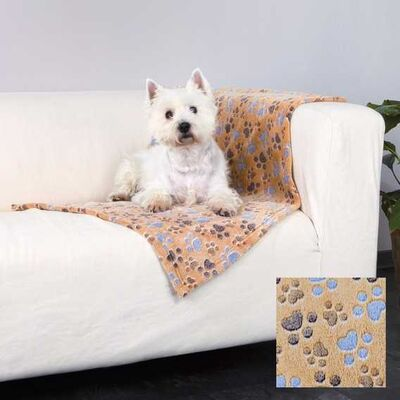 Trixie Köpek Battaniyesi 150x100 Cm Bej