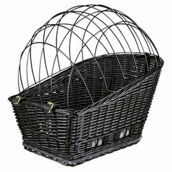 Trixie - Trixie Köpek Bisiklet Sepeti 35x49x55 Cm Siyah