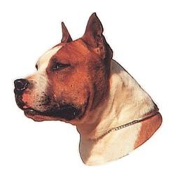 Trixie - Trixie Köpek Çıkartması St-Stafford Terrier (1 Adet)