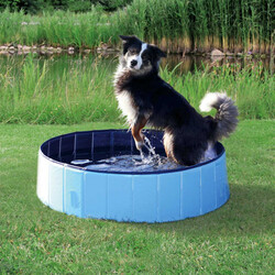 Trixie - Trixie Köpek Havuzu Çap 80 cm Derinlik 20 cm