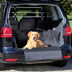 Trixie Köpek İçin Bagaj Örtüsü 1,64 x 1,25 M Siyah - Thumbnail