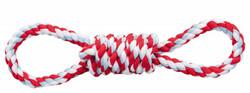 Trixie - Trixie Köpek Oyuncak, İki Tarafı Tutamaçlı, 38 cm
