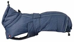 Trixie - Trixie Köpek Paltosu Small 40 Cm Mavi