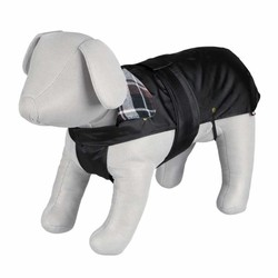 Trixie - Trixie Köpek Paltosu Ve Yağmurluğu M 50cm Siyah