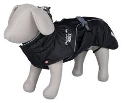 Trixie - Trixie Köpek Paltosu XSmall 25 Cm Siyah