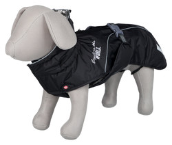 Trixie - Trixie Köpek Paltosu XSmall 30 Cm Siyah