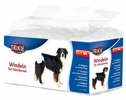 Trixie - Trixie Köpek Pedi , 12 Adet , Xs-S