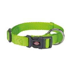 Trixie - Trixie Köpek Premium Boyun Tasması L-XL (Yeşil)