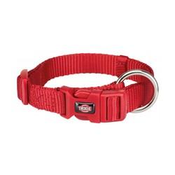 Trixie - Trixie Köpek Premium Boyun Tasması M-L (Kırmızı)