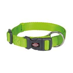 Trixie - Trixie Köpek Premium Boyun Tasması M-L (Yeşil)