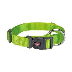 Trixie - Trixie Köpek Premium Boyun Tasması S - M (Yeşil)