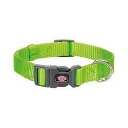 Trixie - Trixie Köpek Premium Boyun Tasması Small (Yeşil)