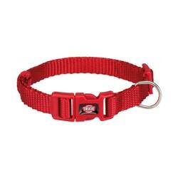 Trixie - Trixie Köpek Premium Boyun Tasması XS-S (Kırmızı)